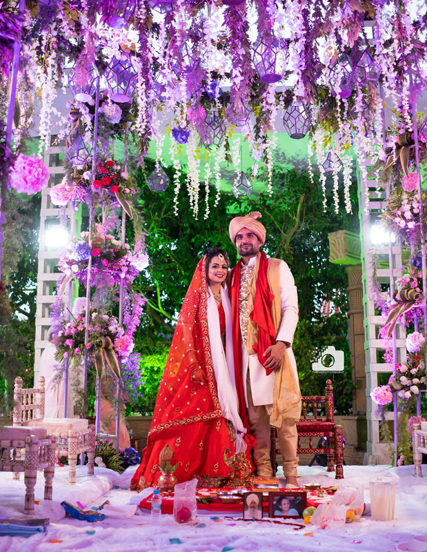 sindhi wedding at Corinthians Resorts